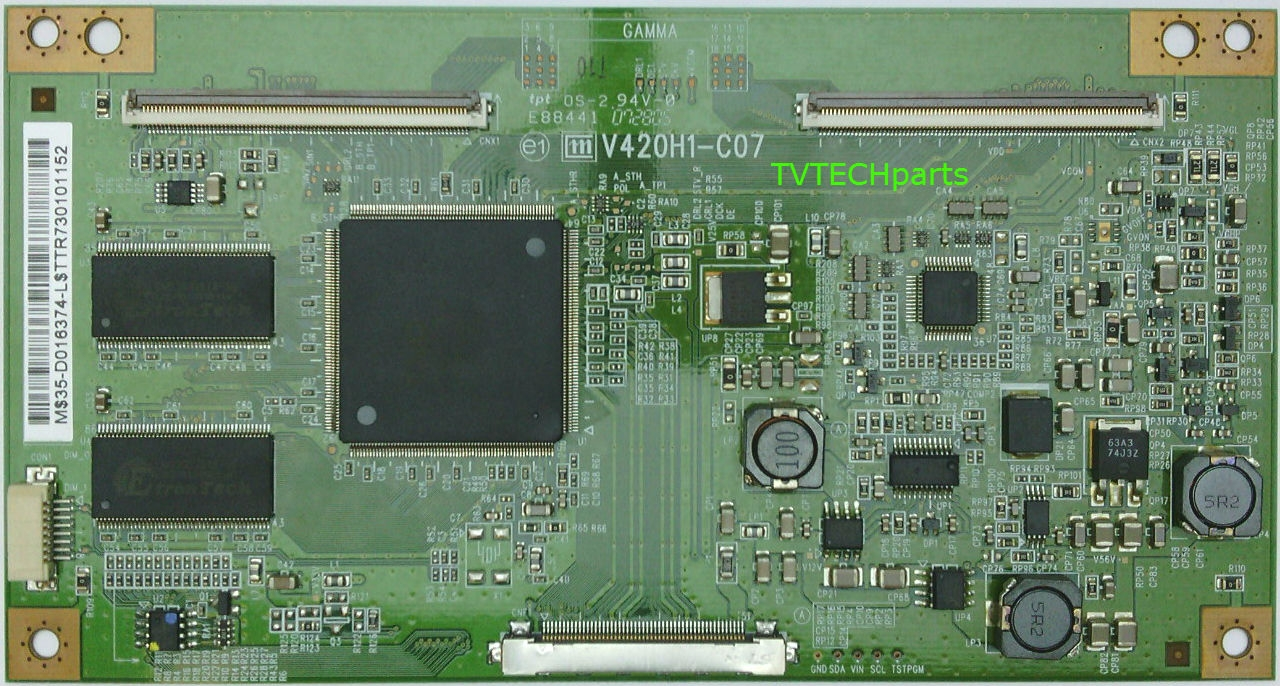 35-D016374 T-Con board for Philips 47PFL5422D/37