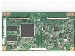SHARP TV Model LC-42SB45UT Tcon Board Part Number  35-D036881