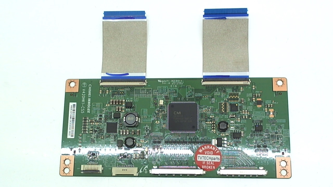 Toshiba TV Model 50L5200U T-Con Board Part Number 35-D074099
