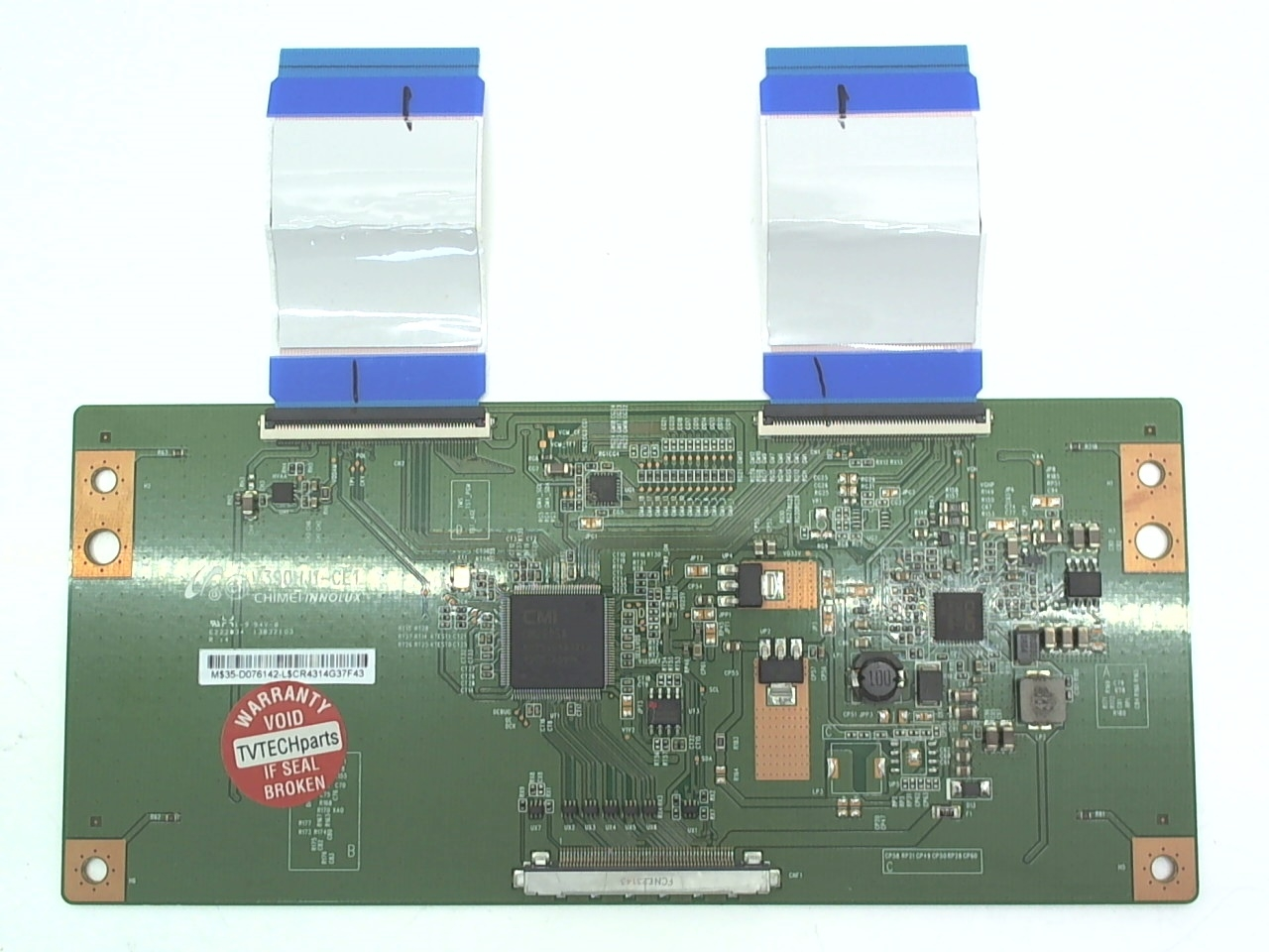 LG TV Model 39LN5300-UB T-Con Board Part Number 35-D076142
