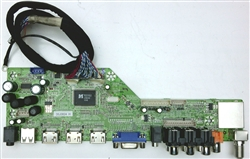 35J0824 (SY131166) Main audio video board for Seiki SE60GY24
