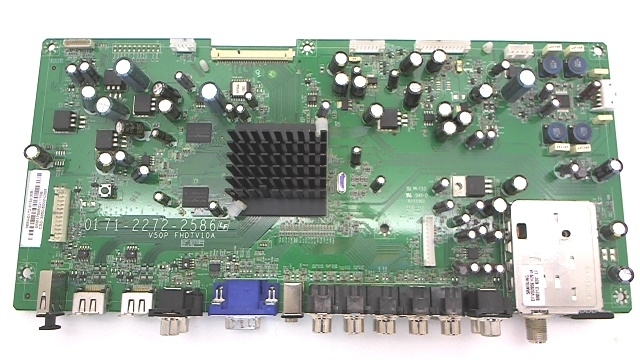 3850-5002-0395 Main Digital VIZIO VP504FHDTV10A