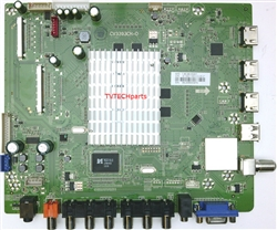 39J2060 Main video HDMI board for Seiki SE55UY04