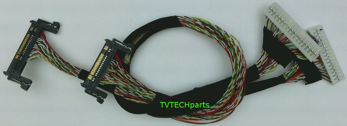 46L5200LVDS LVDS cable kit for Toshiba 46L5200U