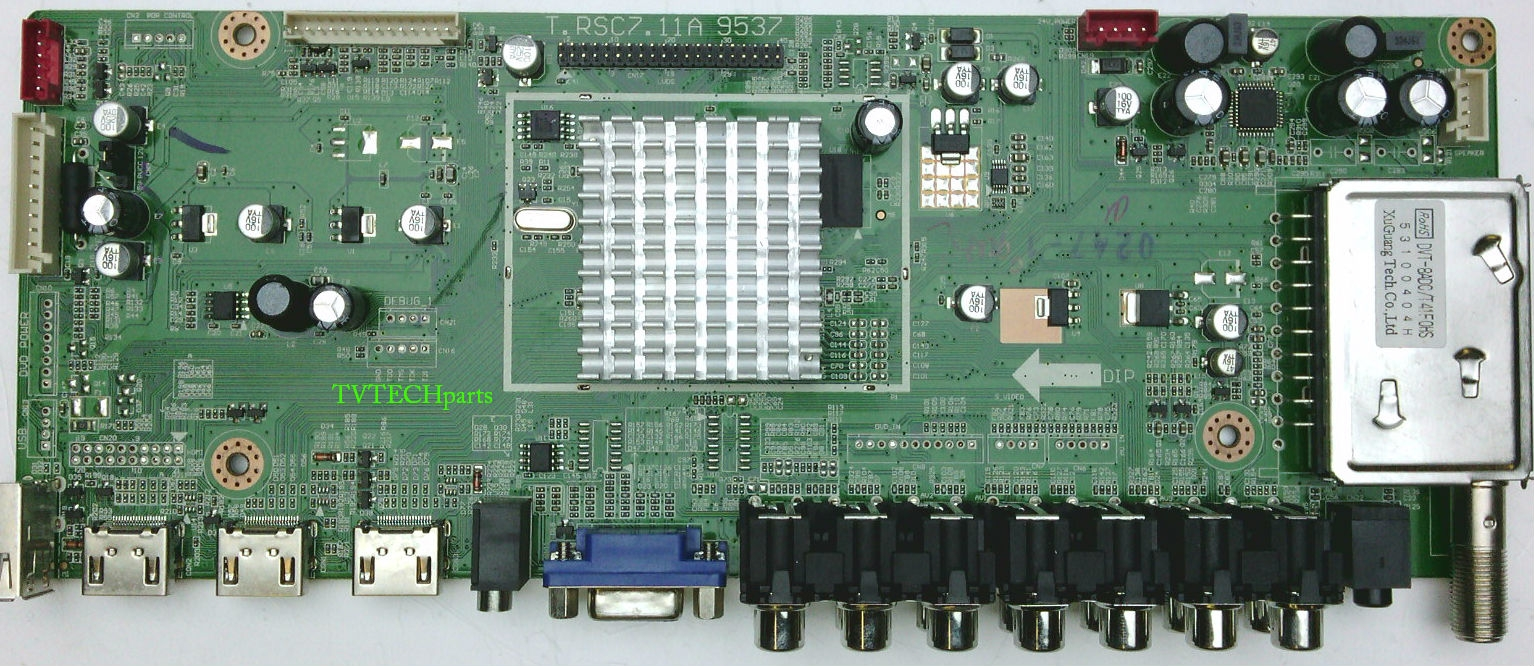 46RE01TC711LNA0-A2 Main board for RCA 46LA45RQ