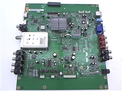 Westinghouse tv model SK32H504S Main Audio Video Tuner Board Part Number 48.70F05.01