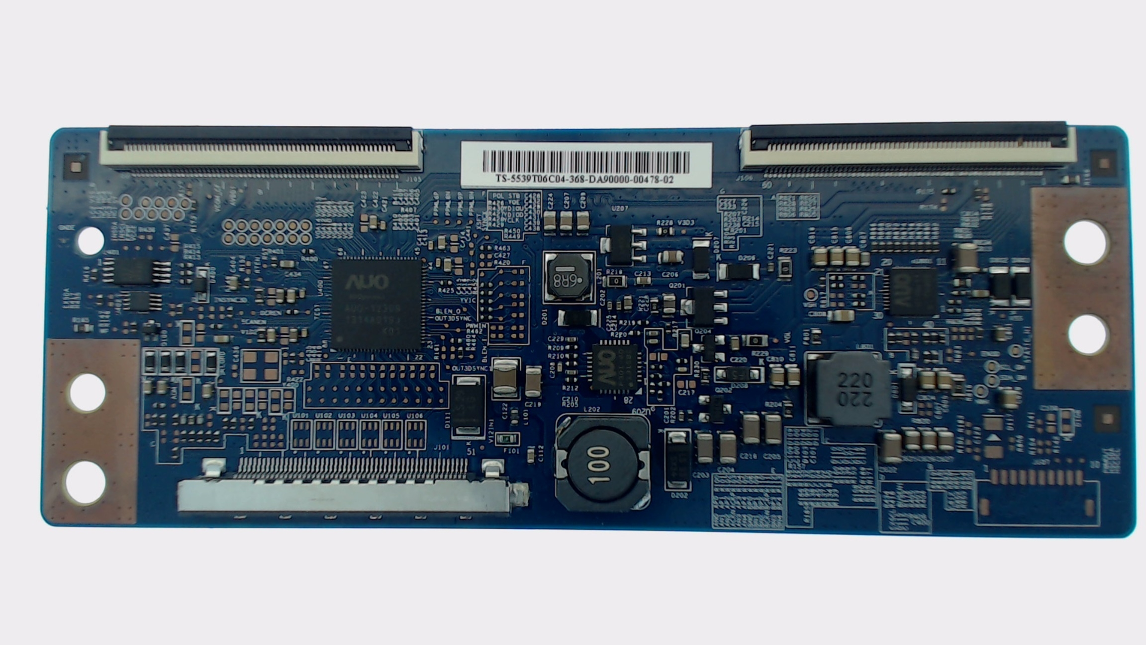 LG TV Model 39LN5700-UH T-Con Board Part Number 55.39T06.C04