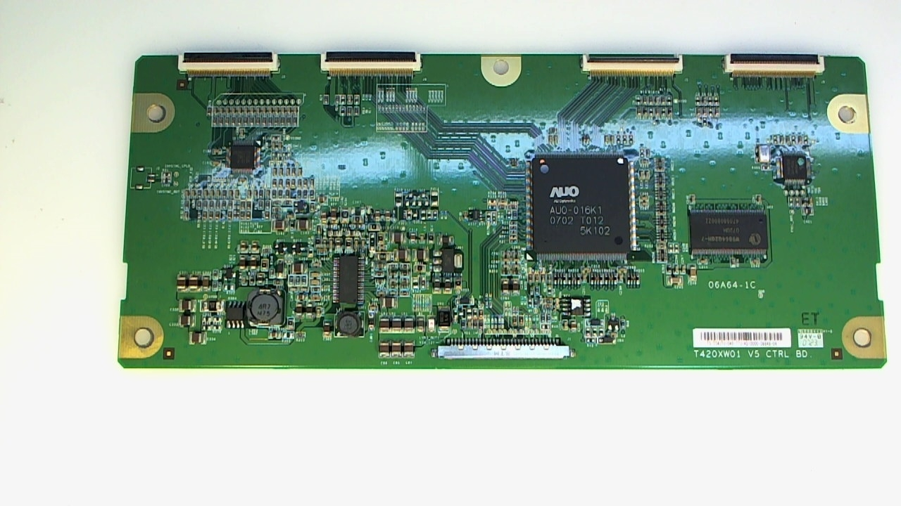 Sanyo TV Model DP42647 T-Con Board Part Number 55 42T01 046