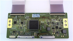 LG TV Model 47LV5500 T-con Board Part Number 6870C-0358A
