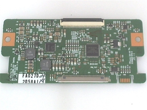 SONY TV Model KDL32BX320 T-Con Board Part Number 6871L-2058A