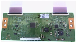 LG TV Model 55LM4600-UC T-Con Board Part Number 6871L-2856C