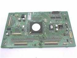 TOSHIBA TV Model 42HP66 Logic Board Part Number 6871QCH077C