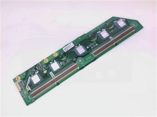 LG TV Model 50PC5D-UC Scan Drive Board Part Number 6871QDH116A