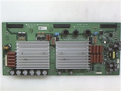 LG Electronics TV Model  50PX1D-UC Z-Sustain Board Part Number 6871QZH044A