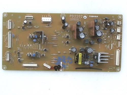 75001686 POWER SUPPLY TOSHIBA 42HP95