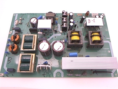 75006713 POWER SUPPLY TOSHIBA 42HL167