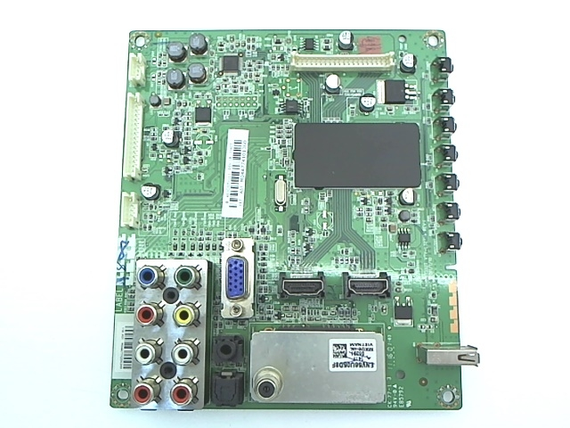 Toshiba 40E210U Main Board Part Number 75023541
