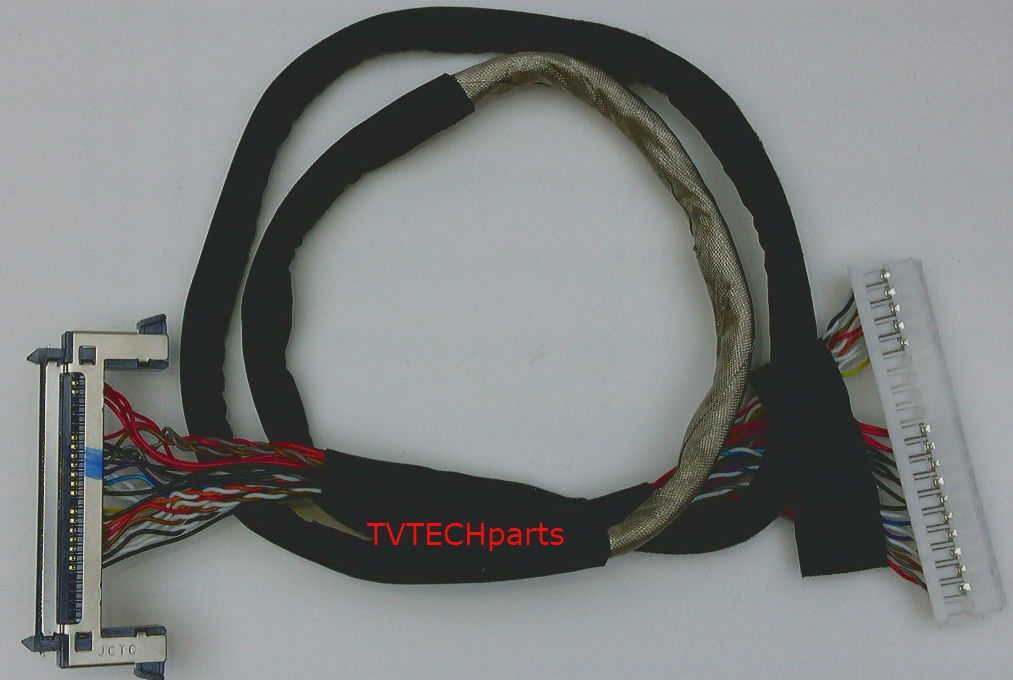 75037896 LVDS cable for Toshiba 50L3400U
