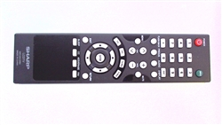 SHARP Television remote control 845-039-40B0