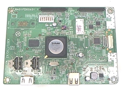 PHILIPS TV Model 32PFL3506/F7 MAIN DIGITAL Board Part Number A17F6MMA-004