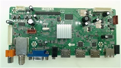 oCOSMO TV Model CE3201-H3LE4 Main Audio Video Board Part Number B13041829