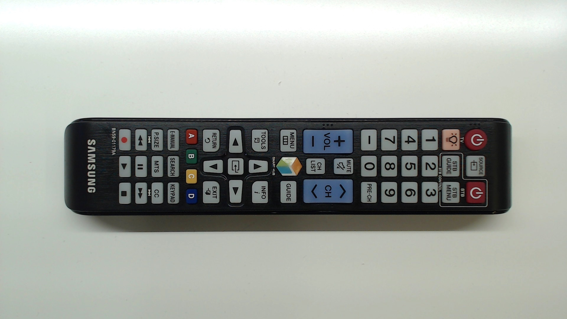 Samsung Remote Control Bn59 01179a Tvtechparts