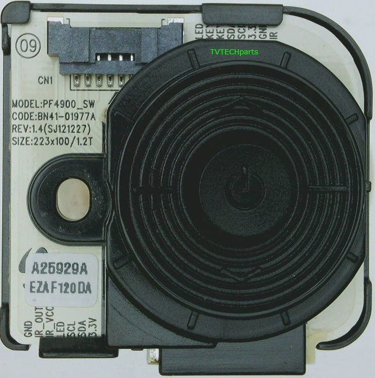 BN96-25929A Function button for Samsung televisions