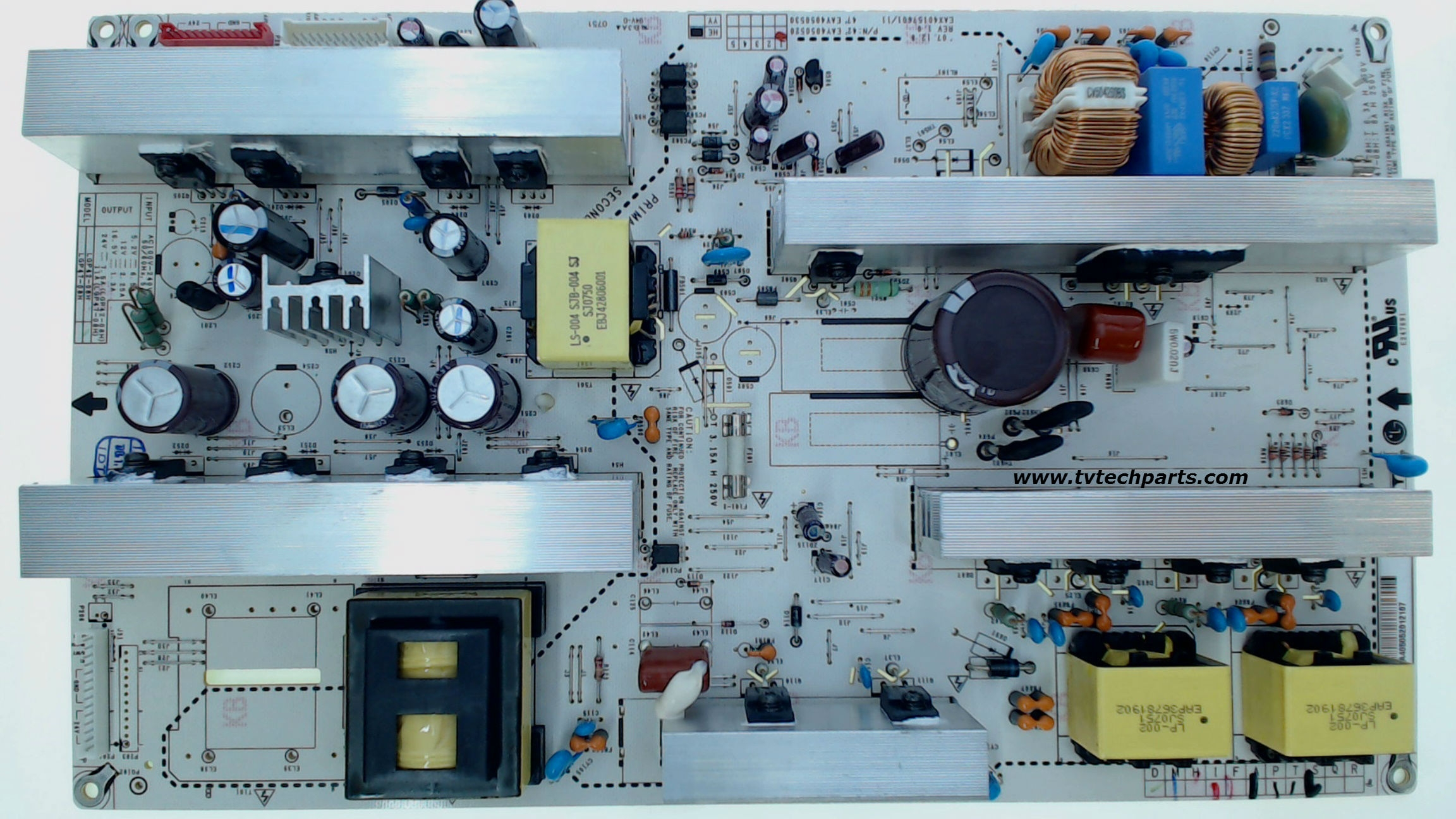 Lg Tv Power Supply Board Replacement