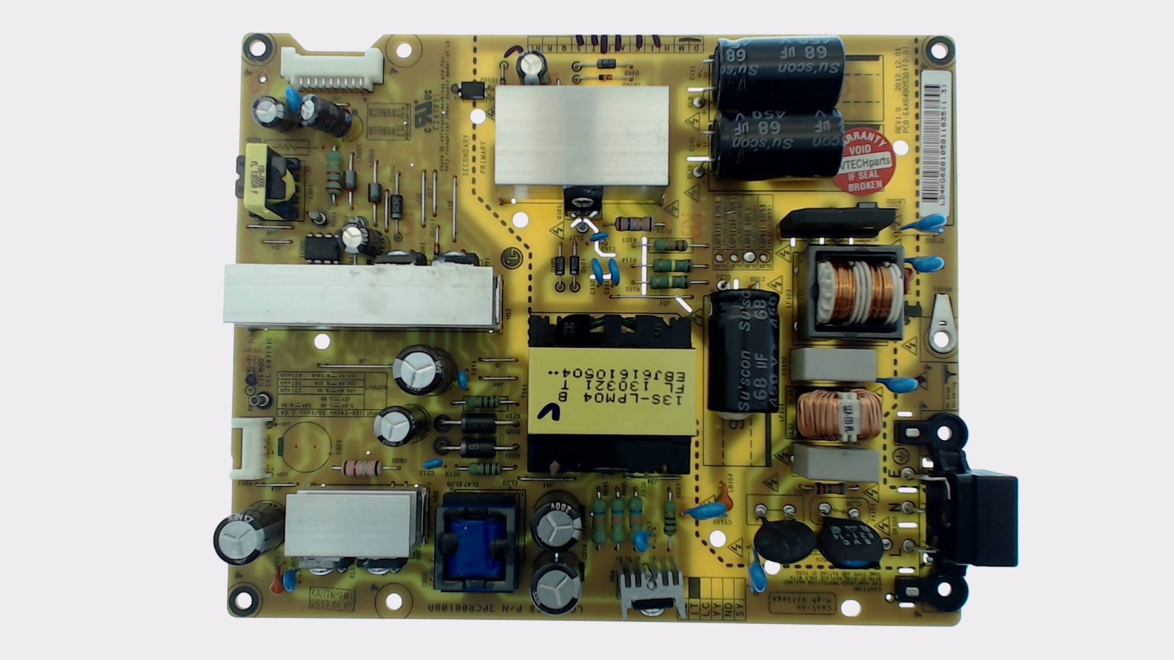 lg tv model 42ln5300 ub power supply board part number. Black Bedroom Furniture Sets. Home Design Ideas