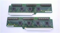 JP57141/JP57142 SDR Boards for HITACHI Model P42H401A