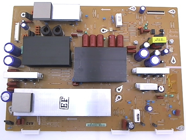 LJ92-01867A SAMSUNG Y-Sustain Board for TV Model PN51E550D1FXZA