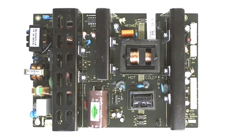AURIA  TV Model EQ4088 Power Supply Board Part Number MLT668TL-Y