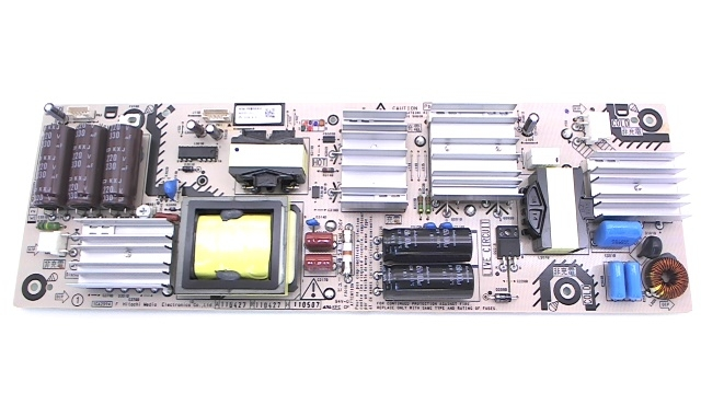 PANASONIC TV Model TC-P65GT30 Power Supply Board Part Number N0AE6KM00004