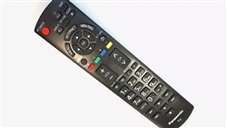 Panasonic Remote Control Part Number N2QAYB000705