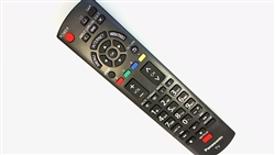Panasonic Remote Control Part Number N2QAYB000779