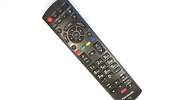 Panasonic Remote Control Part Number N2QAYB000828