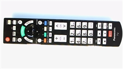 Panasonic Remote Control Part Number N2QAYB000862