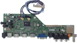 Seiki TV Model SE32HT04 Main Audio Video Tuner HDMI Input Board Part Number SY13130-4