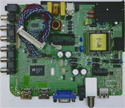 1402018, SY14173-14 Main audio video HDMI board for Seiki model SE32HY27