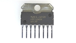UPC1242H NEC Integrated circuit