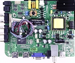 14020039 Main board for Seiki SE28HY10