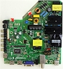 Sansui B16033161 Main video & power board for SLED5019