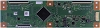 RUNTK0334FVZW Vizio T-Con board for TV model D60-F3