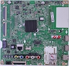 EBT65493105 LG main board for TV model 55UK6090PUA.BUSWLOR