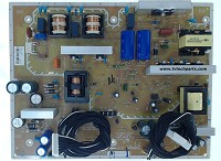 Sanyo TV Model DP58D33 Power Supply Board Part Number 1LG4B10Y11900-Z7GB