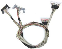 35-D088563LVDS Cable set for Toshiba 58L1350U