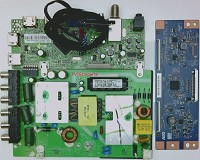 39J2117 Main video and power supply board kit for Westinghouse DW39F1Y1