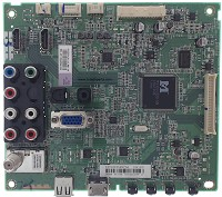 Toshiba TV Model 39LE1350U Main Audio Video HDMI Input Board Part Number 431C5Y51L81